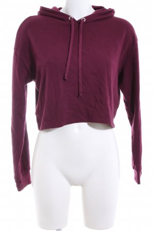 H&M Divided Kapuzenpullover pink Casual-Look
