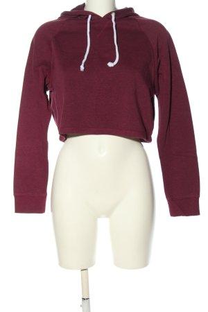 H&M Divided Kapuzensweatshirt pink Casual-Look
