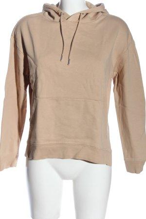 H&M Divided Kapuzensweatshirt nude Casual-Look