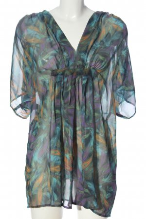 H&M Divided Kimono blouse abstract patroon casual uitstraling