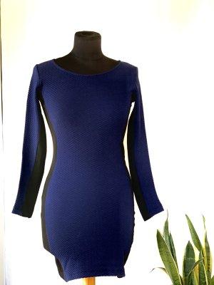 H&M Divided Kleid Größe 36 eng lange Ärmel