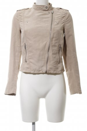 H&M Divided jacke creme Casual-Look