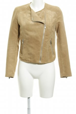 H&M Divided jacke sandbraun Casual-Look