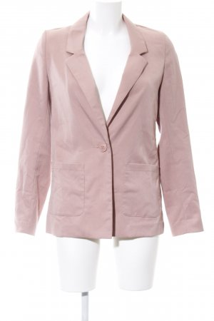 H&M Divided Kurz-Blazer pink Casual-Look