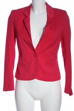 H&M Divided Kurz-Blazer pink Casual-Look