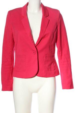 H&M Divided Kurz-Blazer pink Business-Look