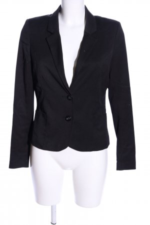 H&M Divided Short Blazer black business style