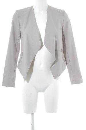 H&M Divided Kurz-Blazer taupe Elegant