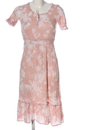 H&M Divided Robe à manches courtes imprimé allover style décontracté