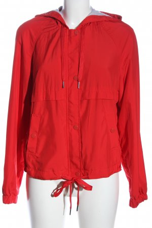 H&M Divided Kurzjacke rot Casual-Look