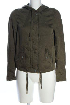 H&M Divided Kurzjacke khaki Casual-Look