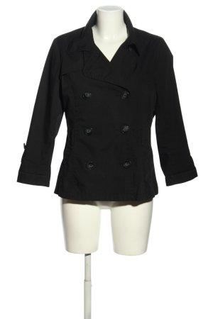 H&M Divided Short Coat black casual look