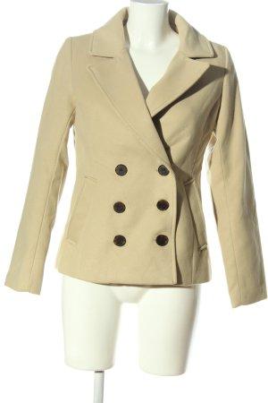 H&M Divided Short Coat cream casual look