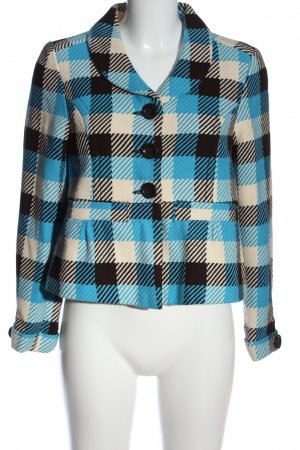 H&M Divided Short Coat check pattern casual look