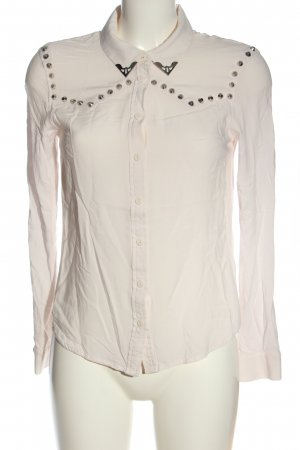 H&M Divided Long Sleeve Shirt cream business style