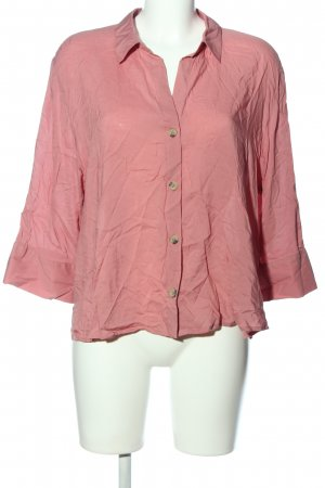 H&M Divided Langarmhemd pink Casual-Look