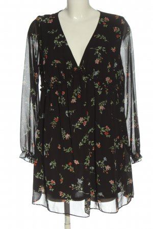 H&M Divided Longsleeve Dress allover print casual look