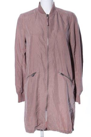 H&M Divided Lang jack roze zakelijke stijl