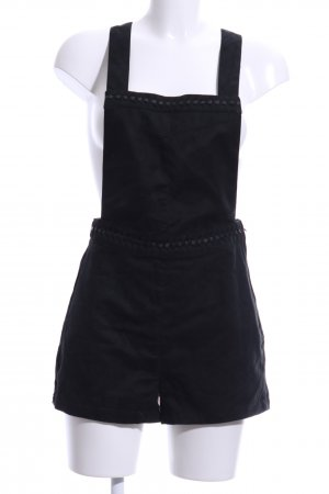 H&M Divided Dungarees black casual look