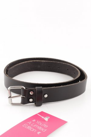 H&M Divided Leather Belt brown casual look