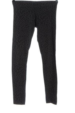 H&M Divided Leggings gris claro-negro look casual