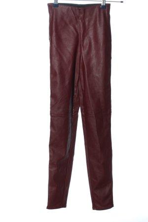 H&M Divided Leggings rot Casual-Look