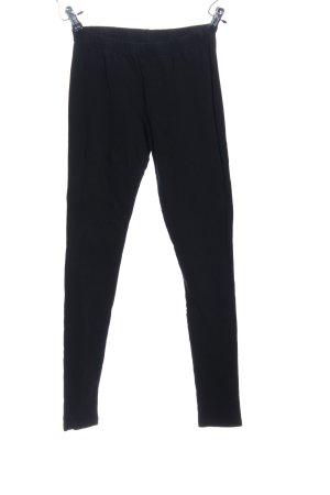 H&M Divided Leggings nero stile casual