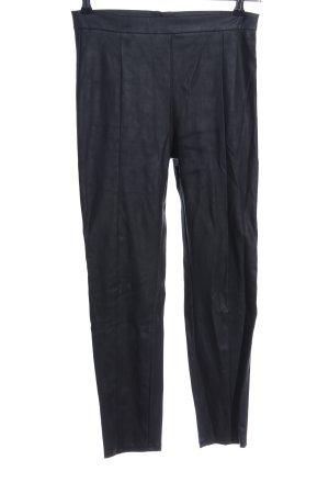 H&M Divided Leggings schwarz extravaganter Stil