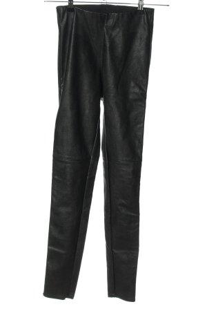 H&M Divided Legginsy czarny W stylu casual