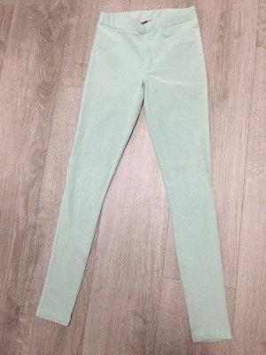 H&M Divided Leggings graugrün