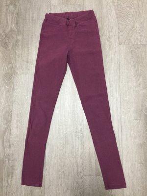 H&M Divided Leggings purpur