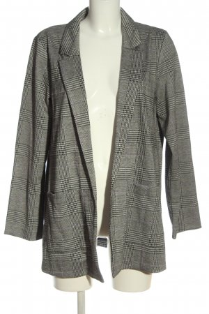 H&M Divided Long-Blazer Karomuster Casual-Look