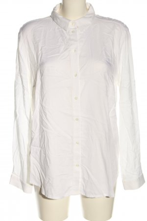 H&M Divided Long-Bluse weiß Casual-Look