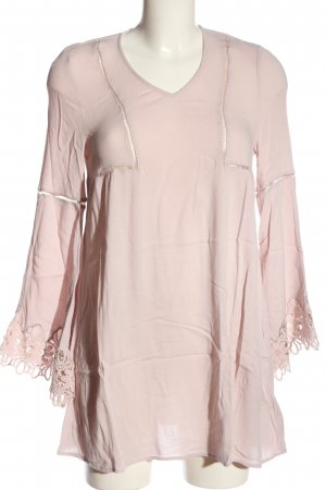 H&M Divided Long-Bluse pink Casual-Look
