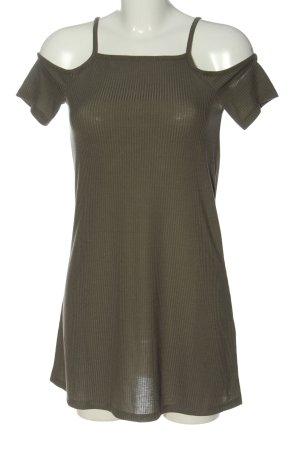H&M Divided Longshirt khaki Casual-Look