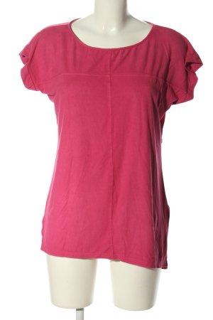 H&M Divided Longshirt pink Casual-Look