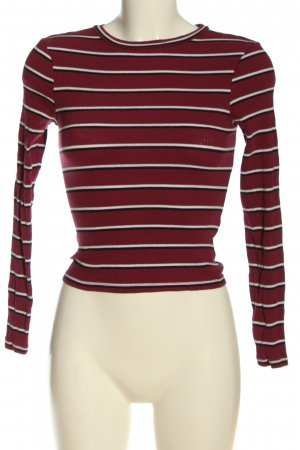 H&M Divided Longsleeve Allover-Druck Casual-Look