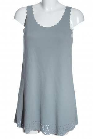 H&M Divided Top long gris clair style décontracté