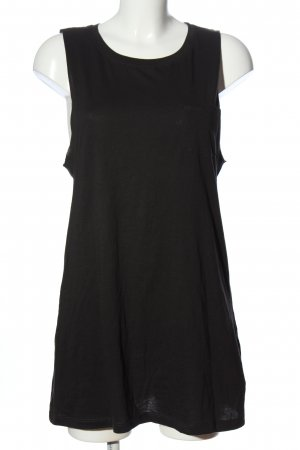 H&M Divided Top lungo nero stile casual