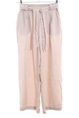 H&M Divided Marlenehose nude Casual-Look