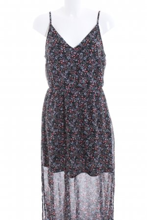 H&M Divided Maxikleid Allover-Druck Casual-Look