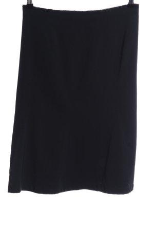 H&M Divided Spódnica midi czarny W stylu biznesowym
