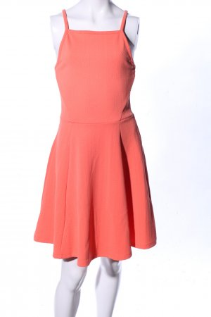 H&M Divided Minikleid rot Casual-Look