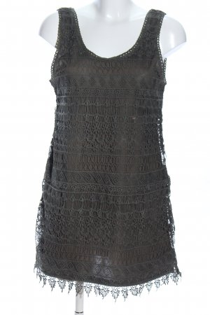 H&M Divided Minikleid khaki Casual-Look
