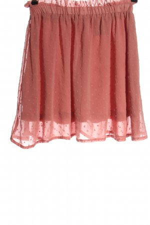 H&M Divided Minirock pink Elegant