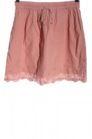 H&M Divided Minirock pink Casual-Look