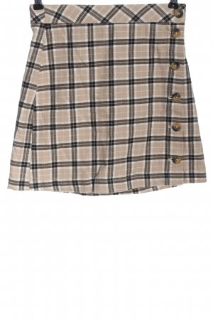 H&M Divided Minirock Allover-Druck Casual-Look