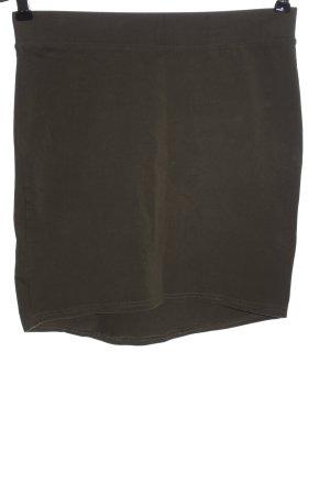H&M Divided Minirock khaki Casual-Look