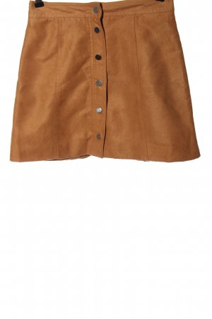 H&M Divided Minirock nude Casual-Look