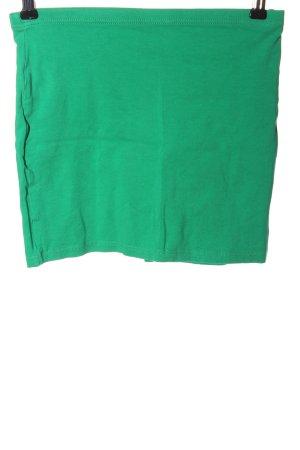 H&M Divided Minirock grün Casual-Look